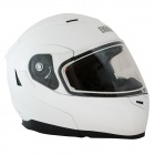 Best of casques moto  Everone Modularever White