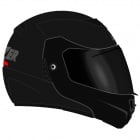 Casque Modulable Lazer Monaco Evo Droid Pure Black Matt