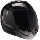 Casque Modulable Lazer Monaco Evo Droid Pure Black