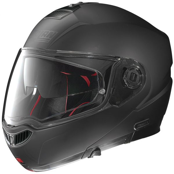 Casque Modulable Nolan N104 Absolute Classic N-Com Flat Black 10