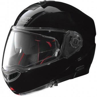 Casque Modulable Nolan N104 Absolute Classic N-Com Glossy Black 3