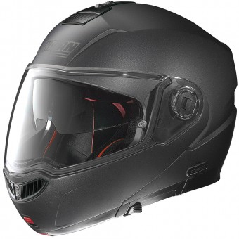 Casque Modulable Nolan N104 Absolute Special N-Com Black Graphite 9
