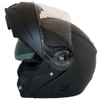 Casque Modulable LEM Openit Matt Black