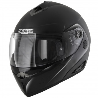 Casque Modulable Shark Openline Dual Black BLK