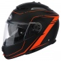 Casque Modulable Airoh Phantom Lead Orange Matt