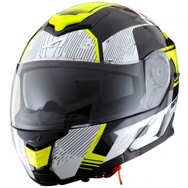 Casque Modulable Astone RT 1200 Vip Yellow Fluo