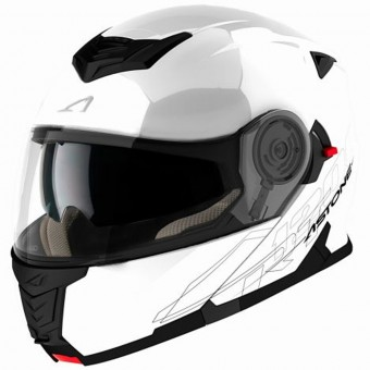 Casque Modulable Astone RT 1200 White