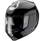 Casque Modulable Scorpion Exo 900 Noir Brillant
