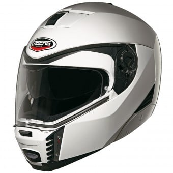 Casque Modulable Caberg Sintesi White 01