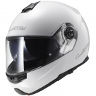 Casque Modulable LS2 Strobe White FF325