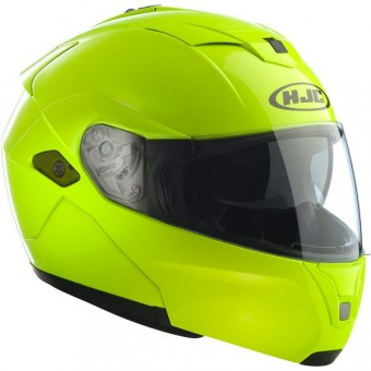 Casque Modulable HJC SY-Max III Fluo