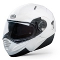 Casque moto Premier Thesis Blanc