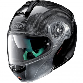 Casque Modulable X-lite X-1004 Ultra Carbon Dyad Scratched 3