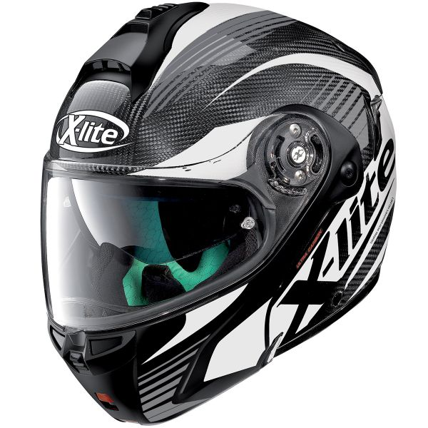 Casque Modulable X-lite X-1004 Ultra Carbon Nordhelle 5