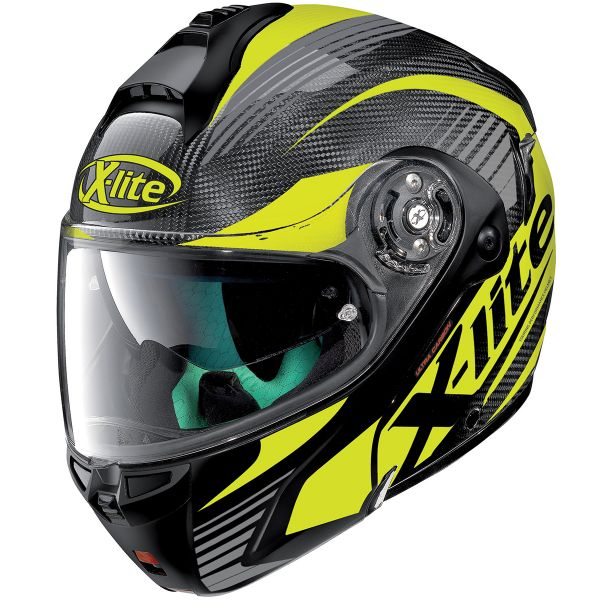 Casque Modulable X-lite X-1004 Ultra Carbon Nordhelle 6
