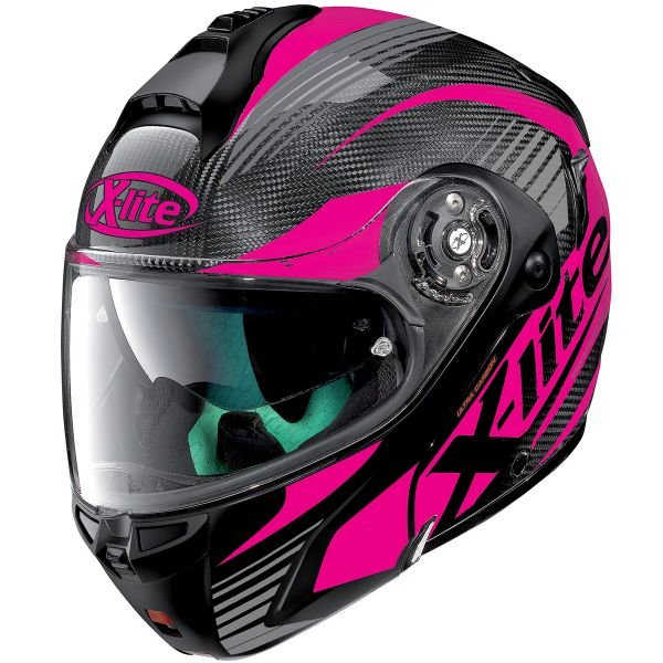 Casque Modulable X-lite X-1004 Ultra Carbon Nordhelle 7