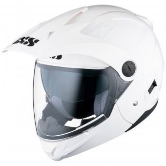 Casque Transformable IXS HX 145 White