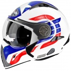 Casque Transformable Airoh J106 Camber White Matt