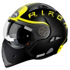 Casque Transformable Airoh J106 Smoke Black Matt