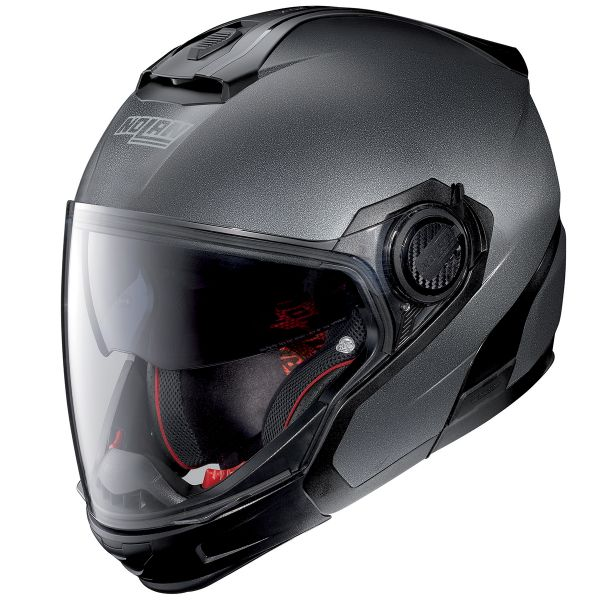 Casque Transformable Nolan N40 5 GT Special N-Com Black Graphite 9