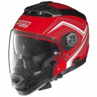 Casque Transformable Nolan N44 Evo Como N-Com Corsa Red 32