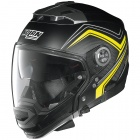 Casque Transformable Nolan N44 Evo Como N-Com Flat Black Yellow 39