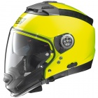 Casque Transformable Nolan N44 Evo Hi-Visibility N-Com Fluo Yellow 12