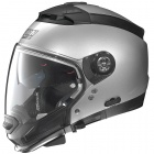 Casque Transformable Nolan N44 Evo Special N-Com Salt Silver 27