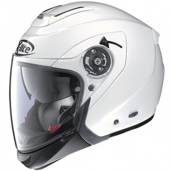 Casque Transformable X-lite X-403 Elegance N-Com White 3