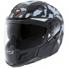 Casque Transformable Nexx X40 Camo Concrete Mat