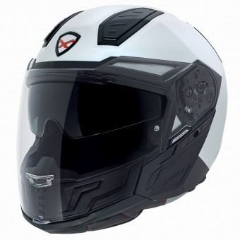 Casque Transformable Nexx X40 Maxijet Blanc