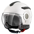 Casque Jet Shark SK by Shark Club White mat WHT