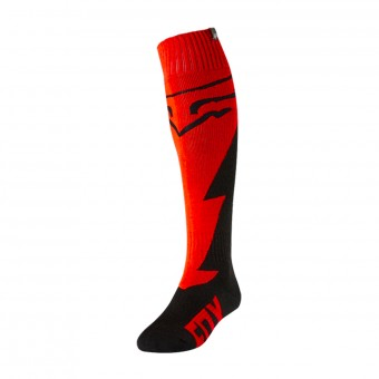 Chaussettes Cross FOX Fri Thick Mastar Red