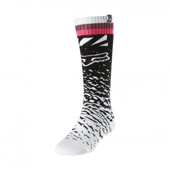 Chaussettes Cross FOX Women MX Black Pink