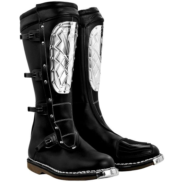 Bottes Cross Alpinestars Supervictory Steel Plate