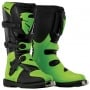 Bottes Cross Thor Blitz Black Green Enfant