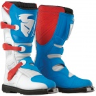 Bottes Cross Thor Blitz Red Blue