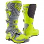 Bottes Cross FOX Comp 5Y Yellow Grey Enfant 009