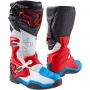 Bottes Cross FOX Comp 8 Red White (054)