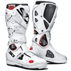 Bottes Cross SIDI Crossfire 2 SRS White
