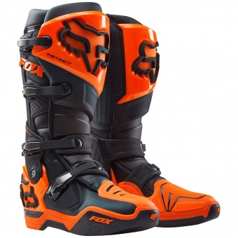 Bottes Cross FOX Instinct Black Orange (016)
