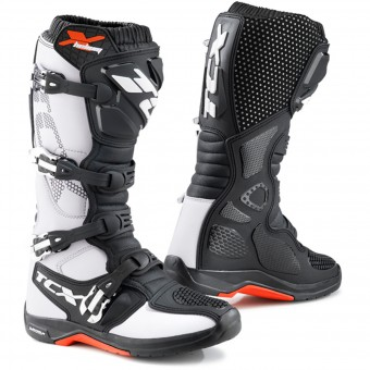 Bottes Cross TCX X-Helium Michelin White