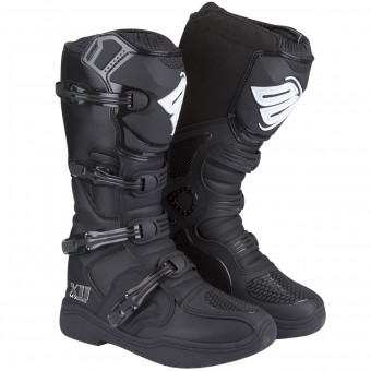 Bottes Cross SHOT X11 Black