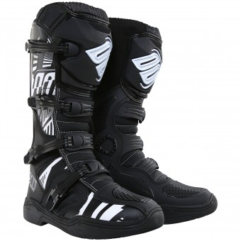 Bottes Cross SHOT X11 Motif Black