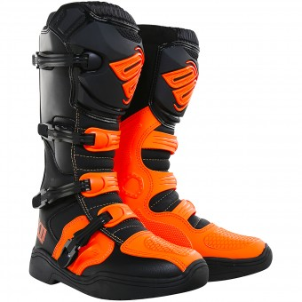 Bottes Cross SHOT X11 Neon Orange