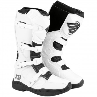 Bottes Cross SHOT X11 White