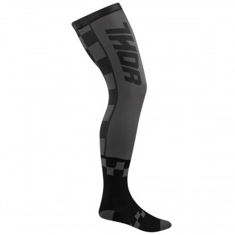 Chaussettes Cross Thor Comp Socks Black Charcoal