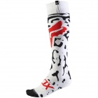 Chaussettes Cross FOX Coolmax Cauz Thin White