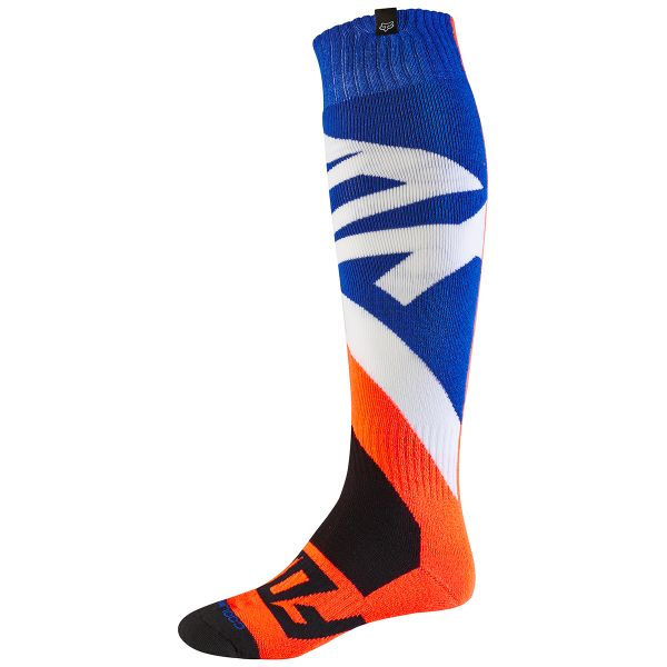 Chaussettes Cross FOX Coolmax Thick Creo Orange 009
