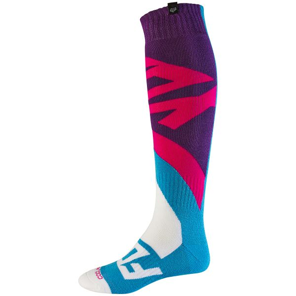 Chaussettes Cross FOX Coolmax Thick Creo Teal 176